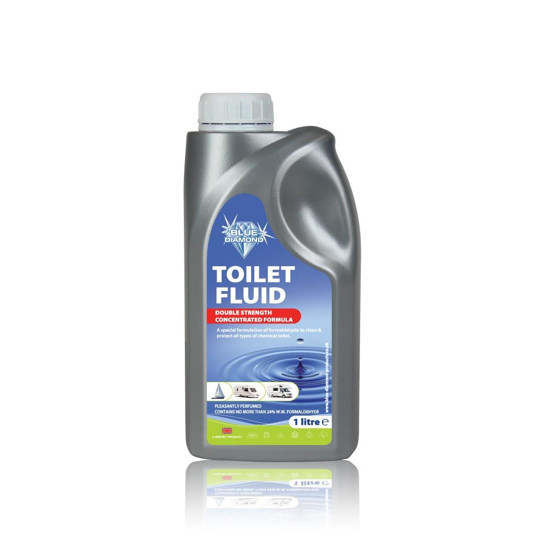 1L Blue Toilet Fluid