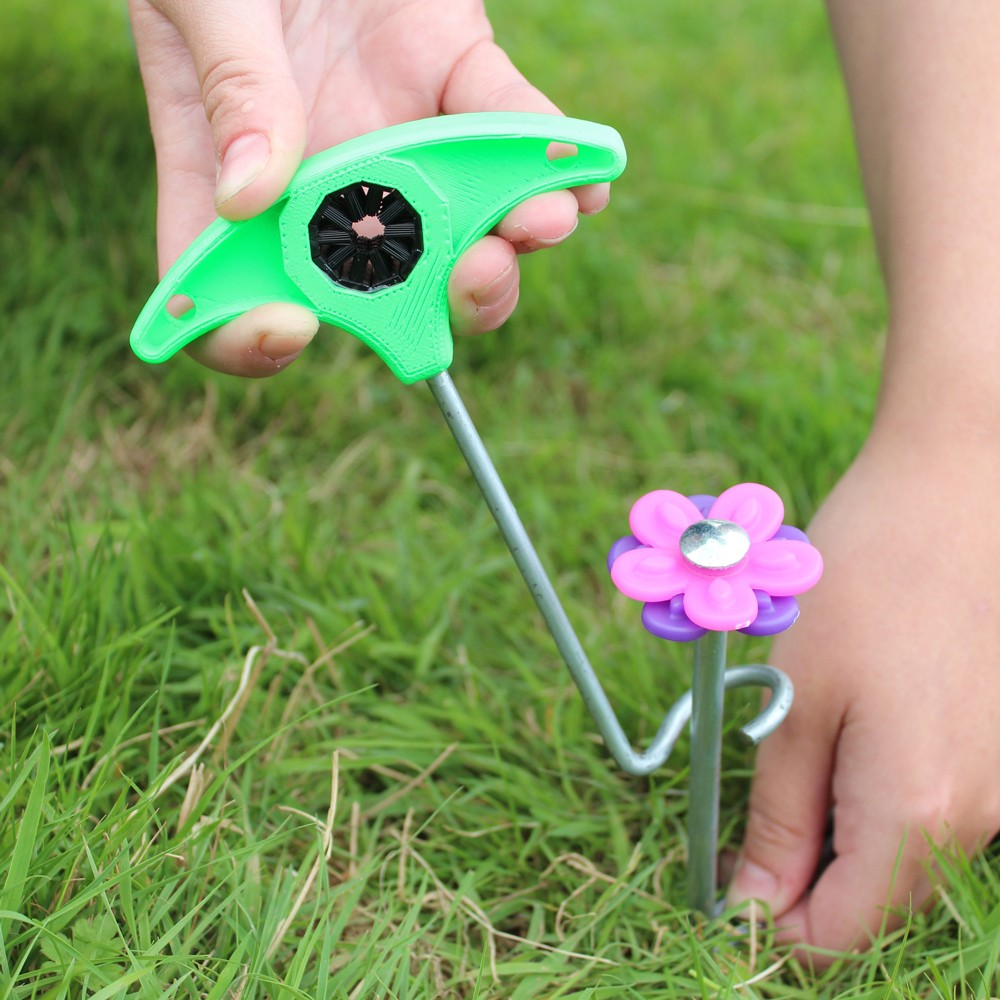 Daisy Pegs and Groundsheet Peg Puller & Cleaner