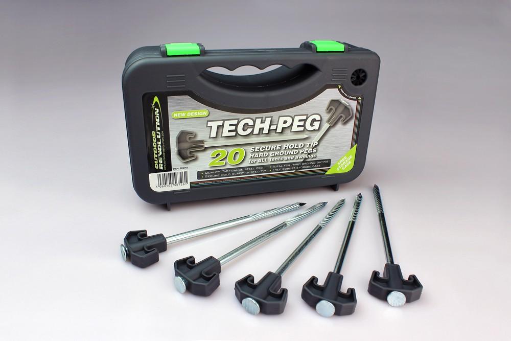 Tech Pegs