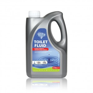 2L New Blue Concentrated Toilet Fluid