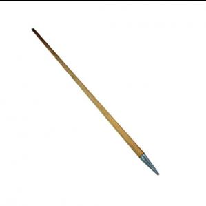 Wooden Windbreak Pole
